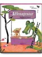 Lesung mit Bilderbuchkino »Die Affenagentur«
