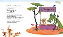 Die Affenagentur – Tauschtag im Tierpark