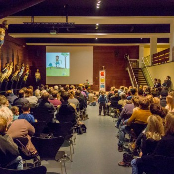 Tokkis Reise - Release im Hamburger Kinderbuchhaus