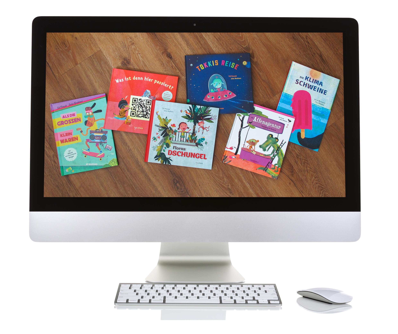 Digitale Autorenbegegnungen